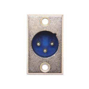 WTYK XLR 3-PIN PANELOWY JLM N-I