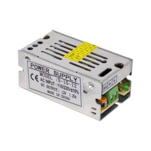 ZASILACZ MODUŁOWY LED 12V 1.25A 15W IP20 JLM