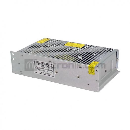 ZASILACZ MODUŁOWY LED 12V 25A 300W IP20 JLM