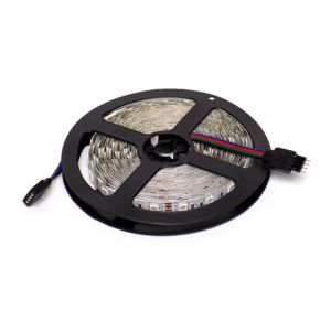 TAŚMA LED 5050 RGB IP20 300LED 14,4W ...