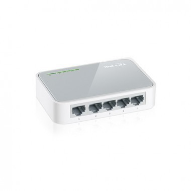 SWITCH TL-SF1005D 5 PORTOWY FAST ETHERNET TP-LINK