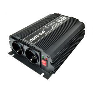 PRZETWORNICA NAPIĘCIA IPS-1000 700/1000W 12/230V VOLT