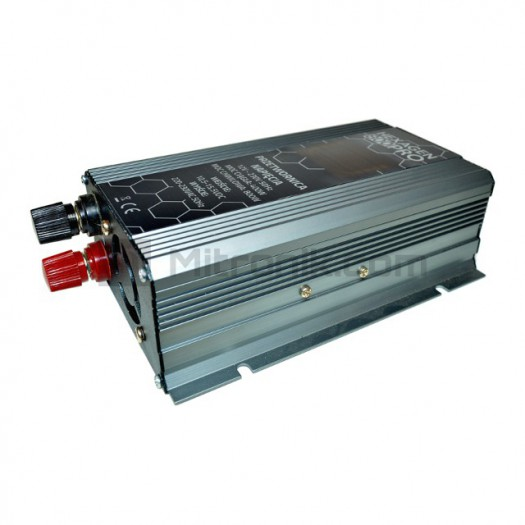 PRZETWORNICA HEX 800 PRO 500/800W 12V/230V VOLT