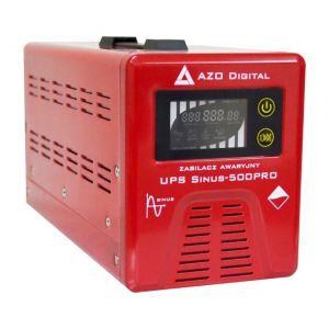 ZASILACZ AWARYJNY SINUS-500PRO (UPS+AVR) 12V/230V 500VA