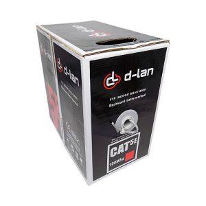 SKRĘTKA FTP KAT.5e 4x2x0,5 DRUT D-LAN...