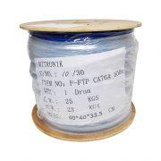 SKRĘTKA F-FTP KAT.6A 4x2x0,56 DRUT D-...