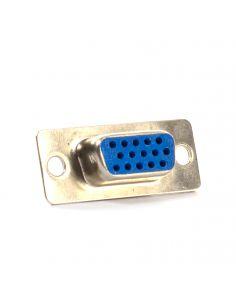 D-SUB 15 PIN 3 RZĘDY GNIAZDO